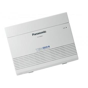 Мини АТС Panasonic KX-TEM824RU, 6 x 16, расш. до 8 x 24, USB, DISA