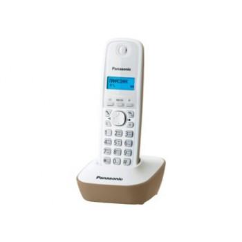 Радиотелефон Panasonic KX-TG1611RuJ, бежевый