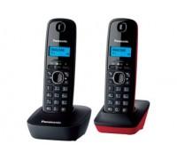 Радиотелефон Panasonic KX-TG1612Ru3 с 2 трубками