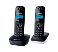 Радиотелефон Panasonic KX-TG1612Ru1 с 2 трубками