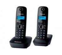 Радиотелефон Panasonic KX-TG1612RuH с 2 трубками