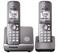 Радиотелефон Panasonic KX-TG6712Ru