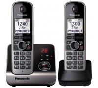 Радиотелефон Panasonic DECT KX-TG6722RuB