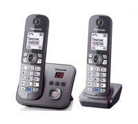 Радиотелефон Panasonic KX-TG6822RuM