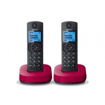 Радиотелефон Panasonic KX-TGC312RUR 2 трубки в комплекте