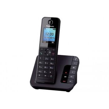 Радиотелефон Panasonic KX-TGH220RuB (черный)