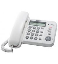 Проводной телефон Panasonic KX-TS2356RUW