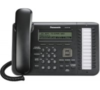 SIP-телефон Panasonic KX-UT133RuB