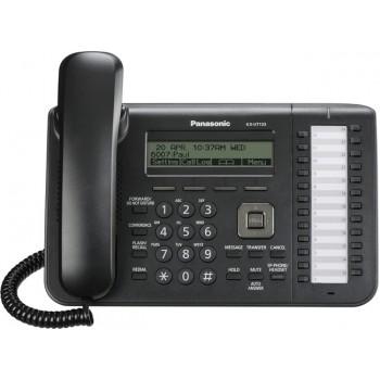 Проводной SIP-телефон Panasonic KX-UT133RuB
