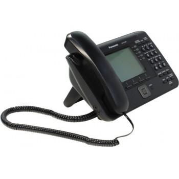 Системный IP SIP-телефон Panasonic KX-UT248RU-B