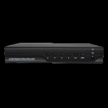 4-х канальный видеорегистратор цифровой Space Technology ST HDVR-04 AHD Simple
