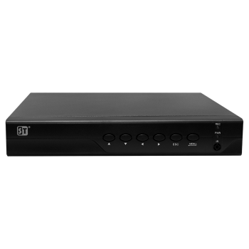4-х канальный видеорегистратор цифровой Space Technology ST HDVR-04 AHD Simple (версия 2)