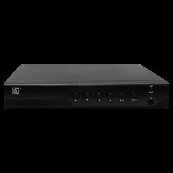 8-ми канальный видеорегистратор цифровой Space Technology ST HDVR-082 SIMPLE