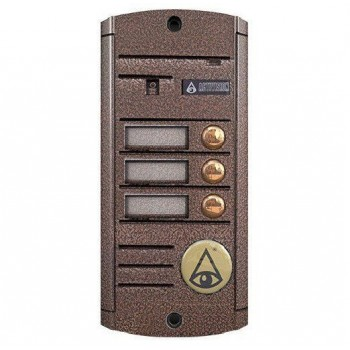 Activision AVP-453 (PAL) Вызывная видео панель на трех абонентов