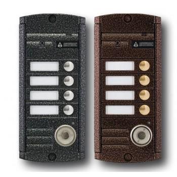 Activision AVP-454 (PAL) TM Вызывная видео панель на четырех абонентов