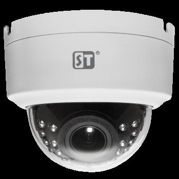 Купольная цветная IP видеокамера ST-177 IP HOME POE