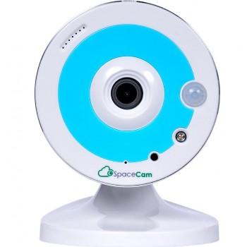 Облачная Wi-Fi IP-камера SpaceCam F1 Blue