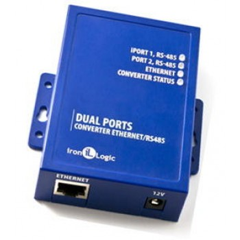 Конвертер Ethernet/RS485 x2 IronLogic Z-397 Web