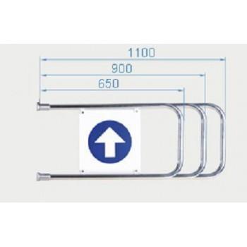 PERCo-AGW-900 Створка для калитки