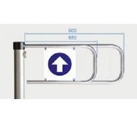 Створка для калитки PERCo-ASG-900