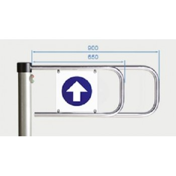 PERCo-ASG-650 Створка для калитки Perco