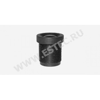 Объектив RVi-02520B : С фиксированным фокусным M12 ( фиксированная диафрагма )