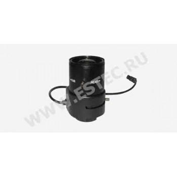 Объектив RVi-02812A : Вариофокальный С /С S (автоматическая диафрагма )