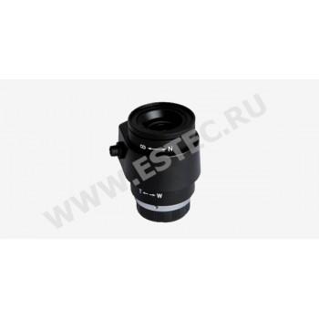 Объектив RVi-0358A : Вариофокальный С /С S (автоматическая диафрагма )