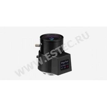 Объектив RVi-0412AIR : Вариофокальный C/CS с ИК- коррекцией ( автоматическая диафрагма )
