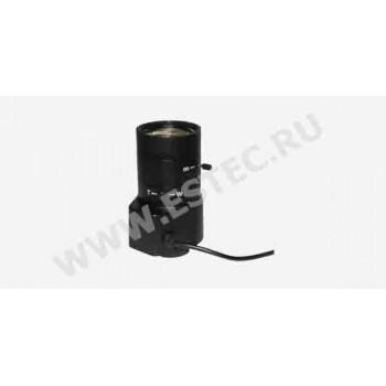 Объектив RVi-0660A : Вариофокальный С /С S (автоматическая диафрагма )