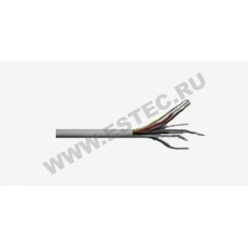 AS-CAB008 сигнальный кабель 8х0,22 мм2RAMCRO, без экрана