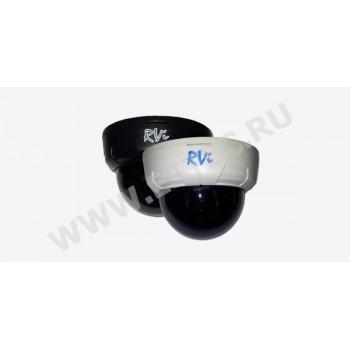 RVi-E21: Купольная аналоговая камера видеонаблюдения (3.6 мм)
