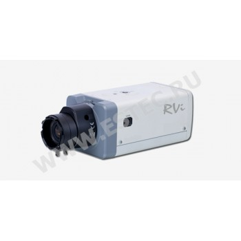 RVi-IPC22DN: IP-камера видеонаблюдения в стандартном исполнении (без объектива)