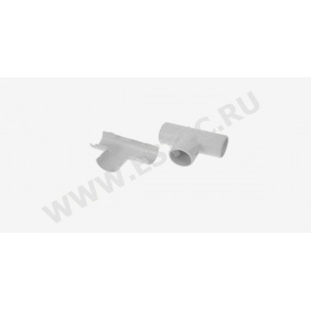 Тройник разборный D-25 мм (07325)