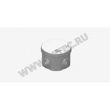 Коробка распределительная 70х50 мм IP 55 Промрукав