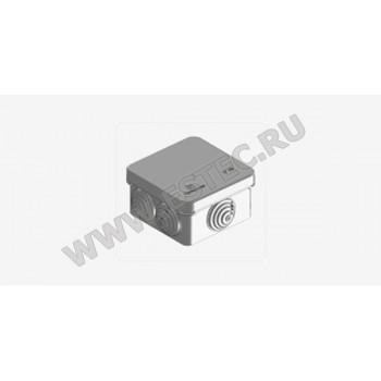 Коробка распределительная 70х70х40 мм IP 56 Промрукав