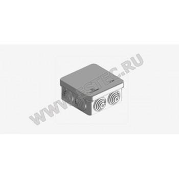 Коробка распределительная 80х80х40 мм IP 56 Промрукав