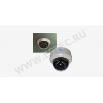 RVi-IPC33 WDN: Купольная IP-камера видеонаблюдения