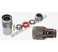 Разъем для кабеля 5D-FB (закрутка)