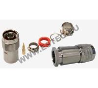 Разъем для кабеля 8D-FB (закрутка)