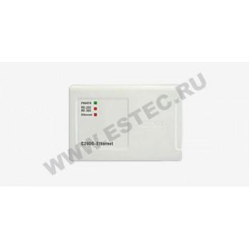 C2000-ETHERNET исп.01 преобразователь интерфейсов RS-485/RS-232 в Ethernet