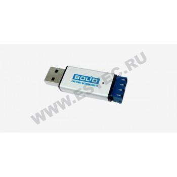 USB-RS232: преобразователь интерфейсов, БОЛИД