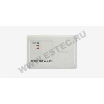 Адресный сигнально-пусковой блок С2000-СП2 исп. 02
