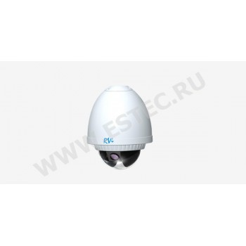 RVi-IPC51DN18 : Скоростная купольная IP-камера видеонаблюдения