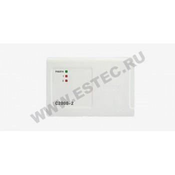 Контроллеры доступа С2000-2, С2000-2 ИСП.01