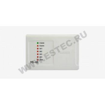 УО-4С исп.02 прибор передачи извещений (Устройство оконечное системы передачи извещений по каналам сотовой связи GSM) БОЛИД