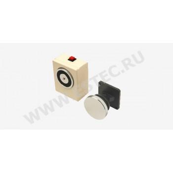 DH-1224 (ALDH-604) Ebelco Электромагнитный держатель (фиксатор) двери настенный