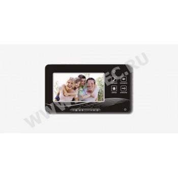 """Цветной видеодомофон 4,3"""" TFT-LCD (без трубки, сенсорное управление) BUT-2"""